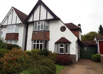Thumbnail 3 bed detached house for sale in Dulverton Road, South Croydon