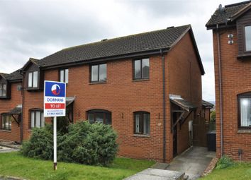 Thumbnail 4 bedroom end terrace house to rent in Pinwood Meadow Drive, Exeter
