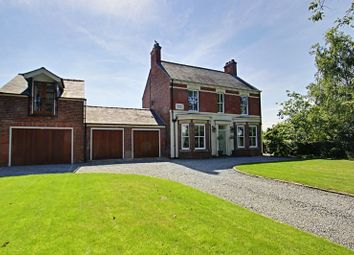 Thumbnail 5 bed detached house for sale in Hull Road, Skirlaugh, Hull