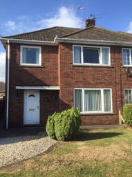 Thumbnail 3 bed semi-detached house to rent in Springfield Close, Scunthorpe