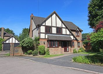 Thumbnail 5 bedroom detached house for sale in Home Meadow, Banstead