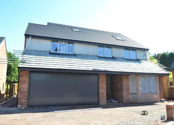Thumbnail 5 bedroom detached house for sale in Springbourne Drive, Cullompton, Devon