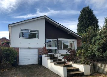 Thumbnail 2 bed detached bungalow for sale in Gleave Close, East Grinstead