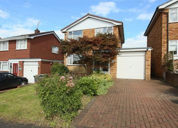 Thumbnail 3 bed detached house for sale in Hartlands Road, Eccleshall, Stafford