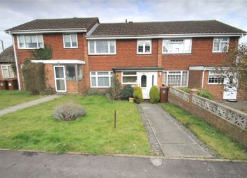 Thumbnail 3 bed terraced house for sale in Fourwents Road, Hoo, Kent