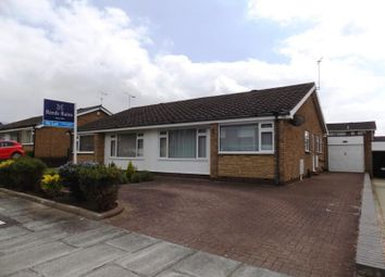 Thumbnail 2 bed bungalow to rent in Whitton Close, Bessacarr, Doncaster