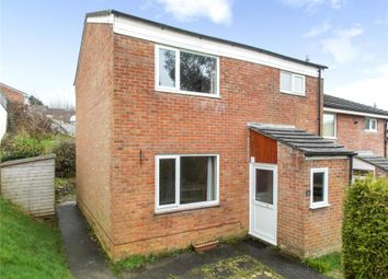 Thumbnail 3 bed end terrace house for sale in Prince Charles Close, Launceston, Cornwall