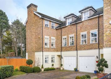 Thumbnail 5 bed semi-detached house for sale in Ellesmere Place, Walton-On-Thames, Surrey
