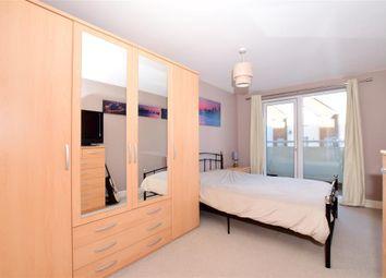 Thumbnail 2 bed flat for sale in Adams Drive, Ashford, Kent