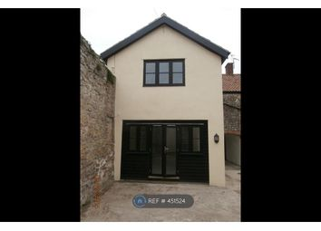 Thumbnail 1 bed semi-detached house to rent in Benedict Street, Glastonbury