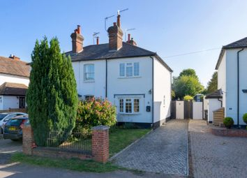 Thumbnail 2 bed end terrace house for sale in Christmas Hill, Shalford, Guildford
