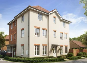 "Thumbnail 3 bedroom semi-detached house for sale in ""Brentwood"" at Dorman Avenue North, Aylesham, Canterbury"