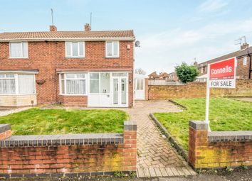 Thumbnail 3 bed semi-detached house for sale in Laburnum Road, Walsall