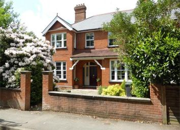 Thumbnail 3 bedroom maisonette to rent in Middle Gordon Road, Camberley, Surrey
