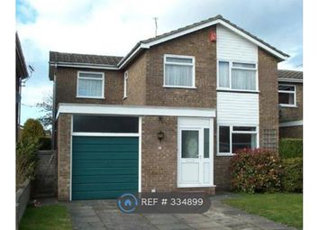 Thumbnail 4 bed detached house to rent in Valley Close, Stoke-On-Trent