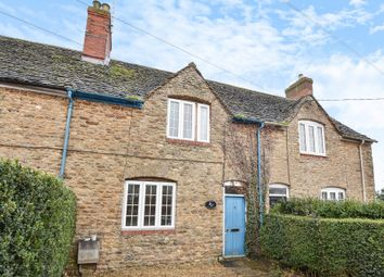 Thumbnail 2 bed cottage for sale in Fernham Road, Shellingford, Faringdon