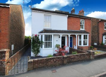 Thumbnail 2 bed semi-detached house for sale in Depot Road, Horsham, West Sussex