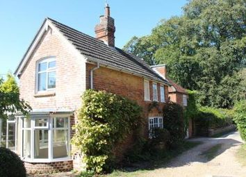 Thumbnail 2 bed cottage to rent in Segars Lane, Twyford, Winchester