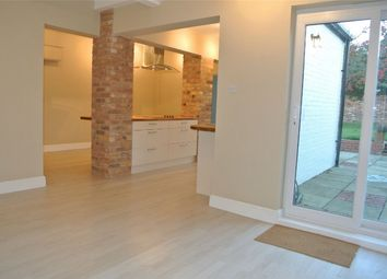 Thumbnail 4 bedroom end terrace house for sale in South View, London Road, Fletton, Peterborough