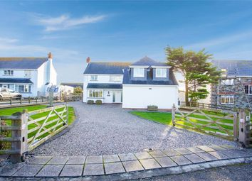 Thumbnail 5 bed detached house for sale in Gavercoombe Park, Tintagel, Cornwall
