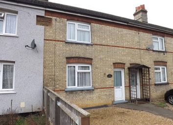 Thumbnail 3 bedroom terraced house for sale in Drove Road, Biggleswade, Bedfordshire