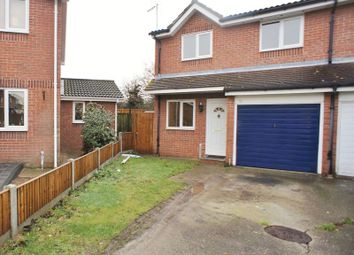 Thumbnail 3 bed semi-detached house to rent in Campernell Close, Brightlingsea, Colchester