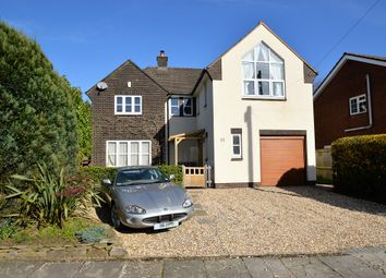 Thumbnail 4 bedroom detached house for sale in South Rise, Llanishen