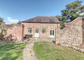 Thumbnail 4 bedroom barn conversion to rent in Furlong Road, Stoke Ferry, King's Lynn