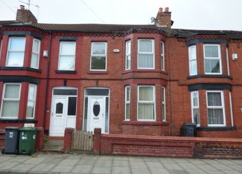 Thumbnail 3 bed terraced house to rent in Raffles Road, Birkenhead