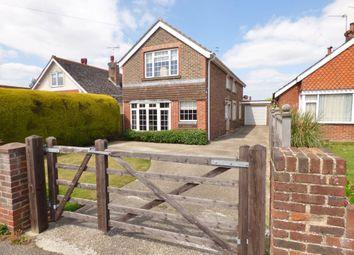 Thumbnail 3 bed detached house for sale in Rose Green Road, Bognor Regis