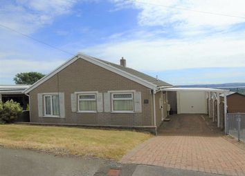 Thumbnail 3 bedroom detached bungalow for sale in Pennant Road, Swiss Valley, Llanelli