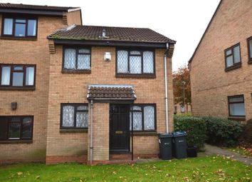 Thumbnail 1 bed semi-detached house for sale in Osbourne Close, Aston, Birmingham