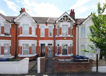 Thumbnail 4 bed terraced house for sale in Drayton Avenue, London