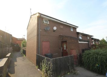 Thumbnail 2 bedroom terraced house for sale in Flaxton Close, Holbeck, Leeds