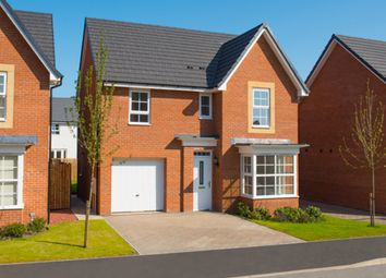 """Thumbnail 4 bedroom detached house for sale in """"Somerton"""" at Station Road, Methley, Leeds"""
