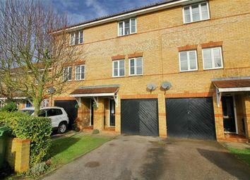 Thumbnail 3 bedroom terraced house for sale in Lindisfarne Drive, Monkston, Milton Keynes