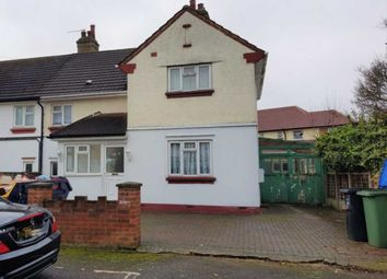 Thumbnail 4 bed terraced house for sale in Christchurh Avenue, Wembley Park