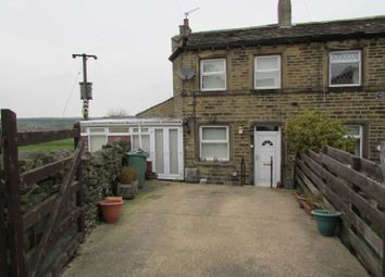 Thumbnail 1 bed end terrace house to rent in Gibb Cottage, 5 Oldfield Road, Honley