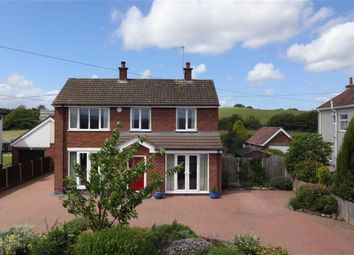 Thumbnail 4 bedroom detached house for sale in Bryn Awelon, Mold