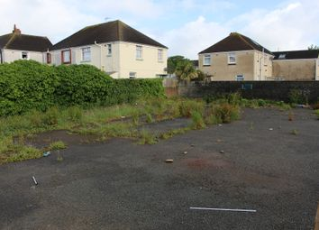 Thumbnail Land for sale in Harbour Way, Hakin, Milford Haven
