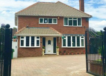 Thumbnail 4 bed detached house for sale in Hollywood Lane, Hollywood, Birmingham