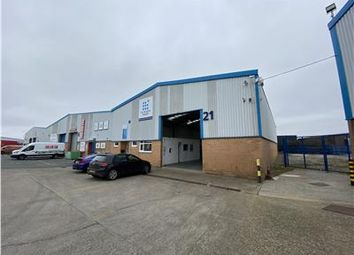 Thumbnail Industrial to let in Unit 21, Junction 8 Business Park, Ellesmere Port, Cheshire