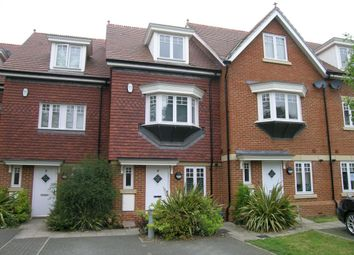 Thumbnail 3 bed terraced house to rent in Priory Fields, Watford