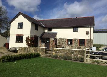 Thumbnail 4 bed detached house for sale in Buckland Brewer, Bideford, Devon