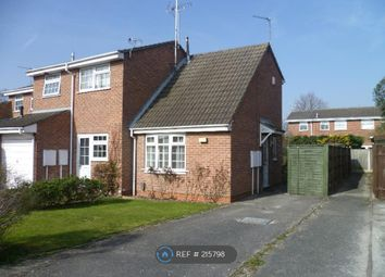 Thumbnail 1 bed semi-detached house to rent in Keldholme Lane, Derby