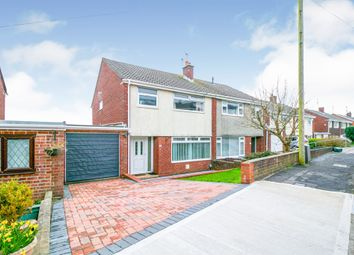 3 bed semi-detached house for sale in Heath Avenue, Penarth CF64