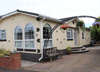 2 bed mobile/park home for sale in Old Trafford Park, Borrans Lane, Heysham, Lancashire LA3