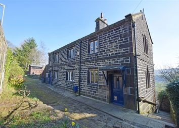Thumbnail 3 bedroom detached house for sale in Cross Stone Road, Todmorden