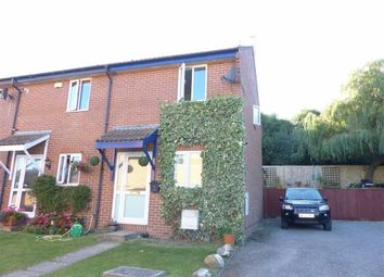 Thumbnail 2 bed end terrace house for sale in Meadow View Road, Weymouth, Dorset
