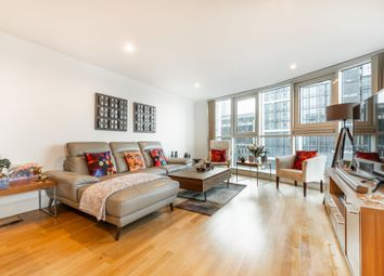 Thumbnail 2 bed flat to rent in Kestrel House, 2 St. George Wharf, London